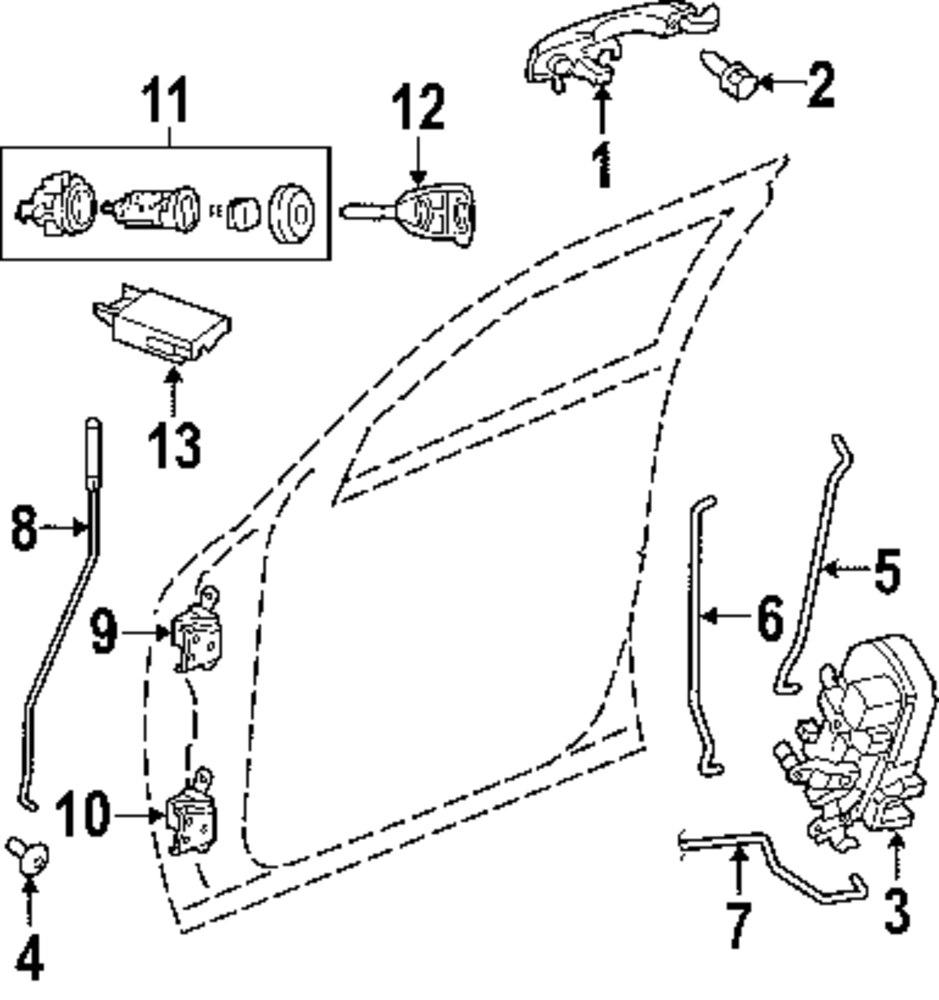 Fuse Box Pontiac G3. Pontiac. Auto Wiring Diagram