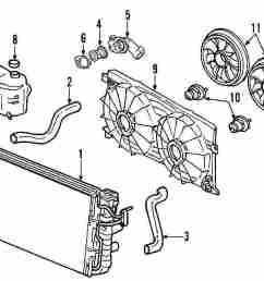dodge caravan cooling system schematics schema wiring diagram 2003 dodge caravan cooling fan diagram [ 1000 x 807 Pixel ]