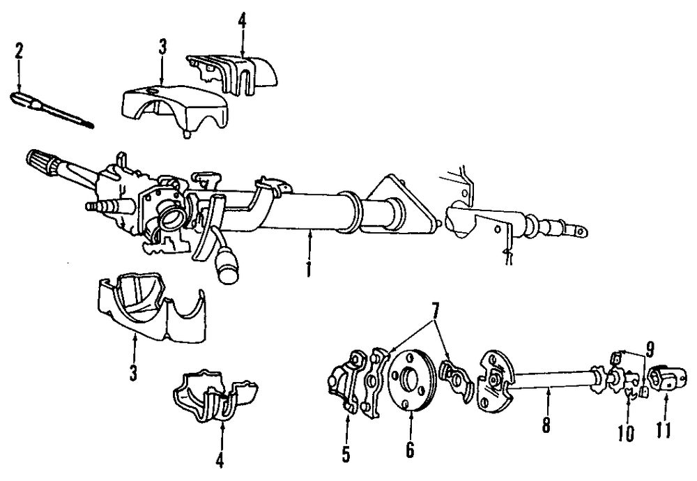 Wheel Bearing 1992 Dodge D250 Parts Diagram. Dodge. Auto