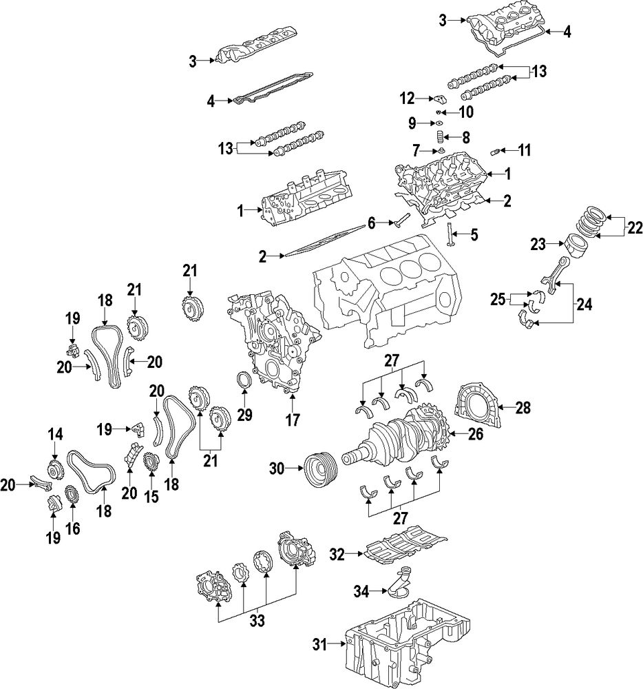 Circuit Electric For Guide: 2005 buick rendezvous engine