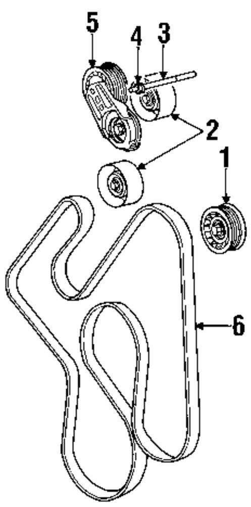 mopar direct parts dodge chrysler jeep ram wholesale retail parts - 6 1  hemi belt diagram