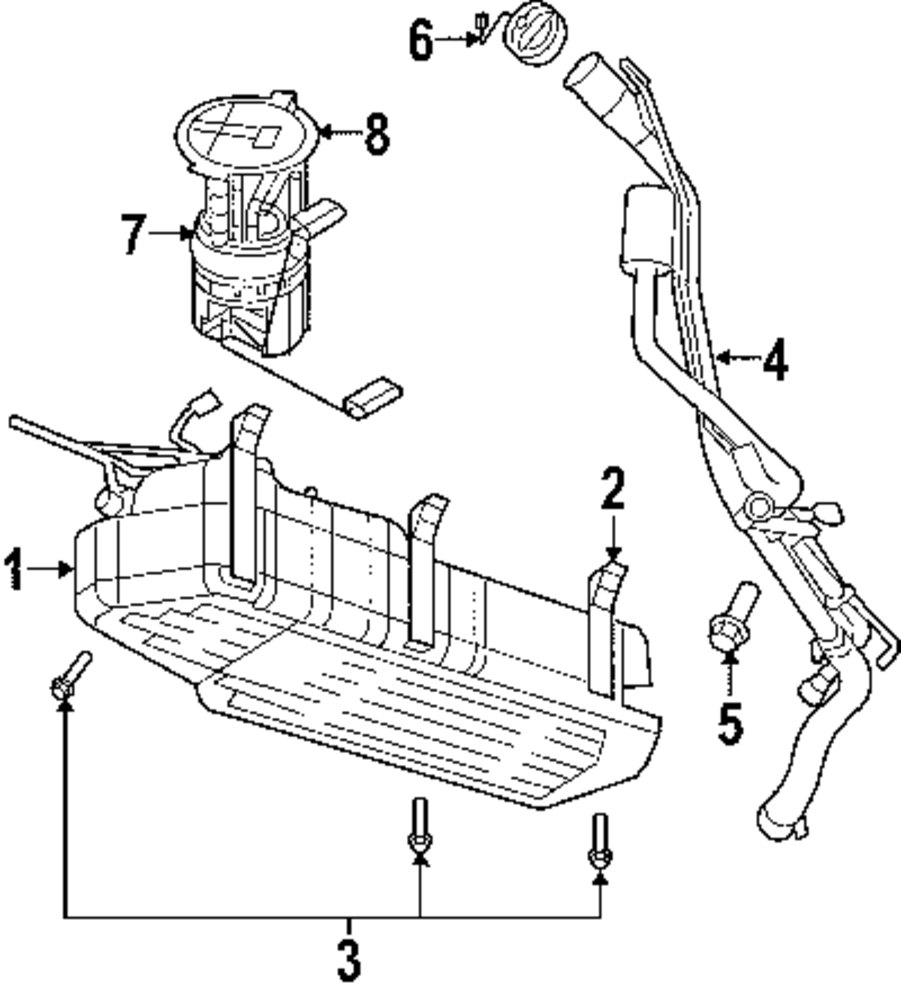 medium resolution of 2007 jeep wrangler gas tank diagram we wiring diagram gas tank chemical cleaning 2007 jeep wrangler