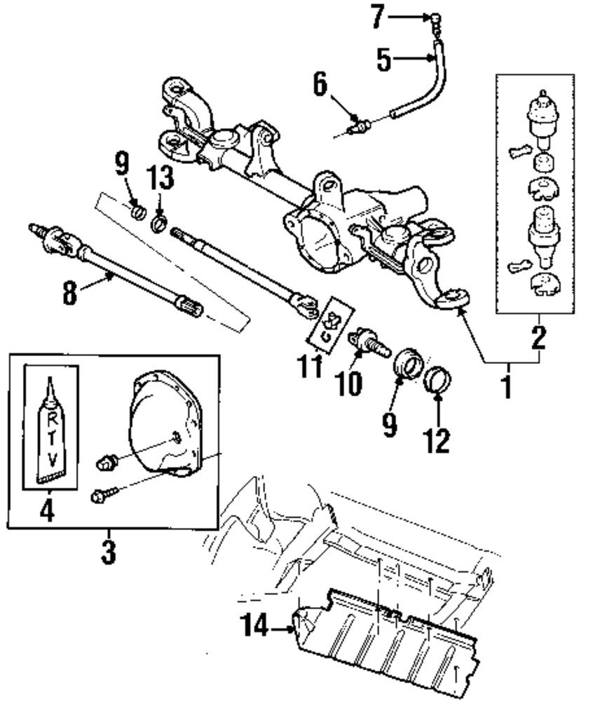 Steering Column Wiring Diagram For 2001 Buick Lesabre
