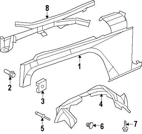 Jeep Wrangler Parts Catalog. jeep wrangler tj 1997 2006