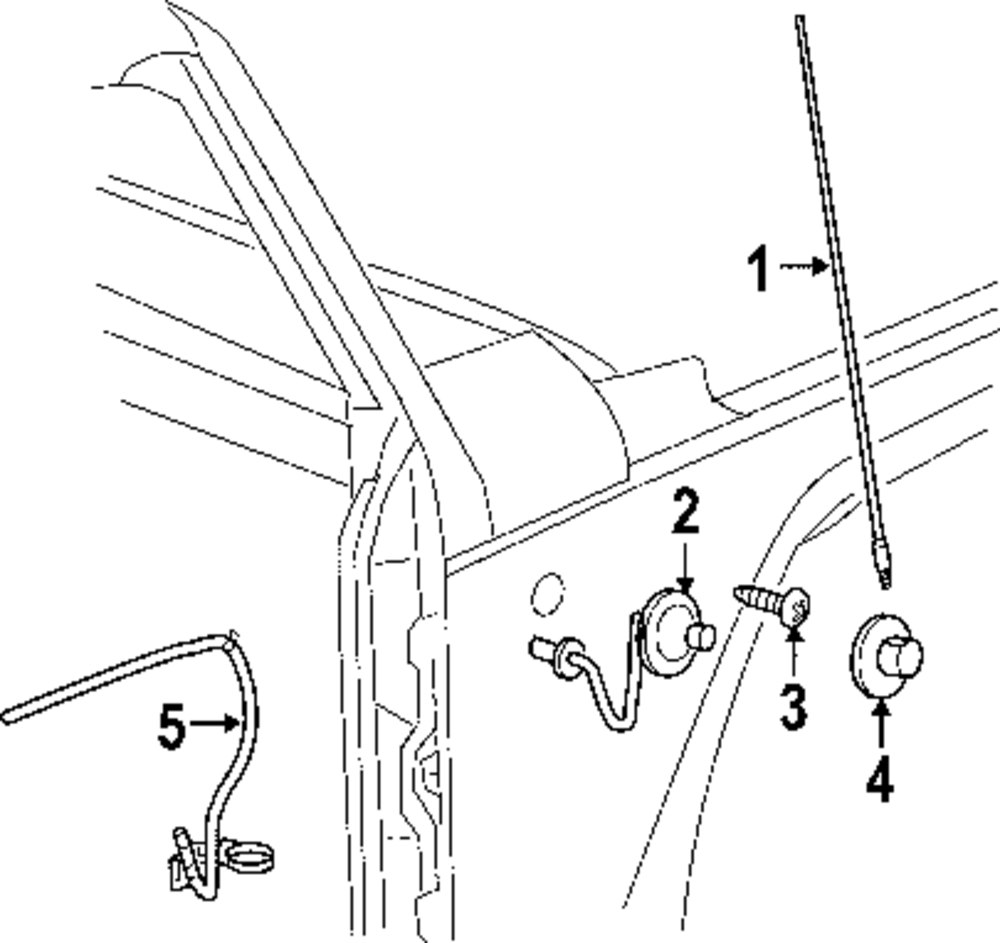 Service manual [How To Replace Antenna On A 2012 Jeep