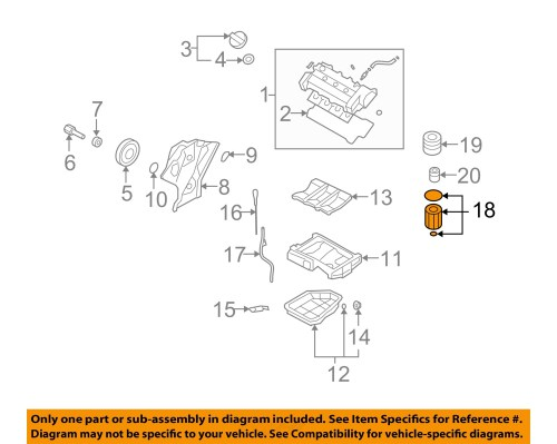 small resolution of  18 on diagram only genuine oe factory original item