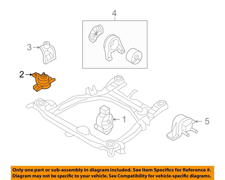 hyundai santa fe engine mounts diagram wiring library  hight resolution of  2 on diagram only genuine oe factory original item hyundai oem 10 12