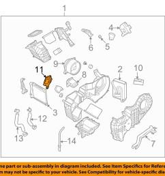 hyundai oem 07 12 veracruz 3 8l v6 rear evaporator temperature motor gmc 305 v6 engine history 3 8l v6 engine diagram [ 1500 x 1197 Pixel ]