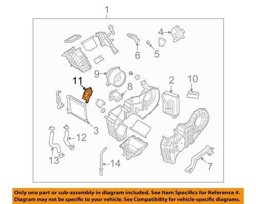 small resolution of hyundai oem 07 12 veracruz 3 8l v6 rear evaporator temperature motor gmc 305 v6 engine history 3 8l v6 engine diagram