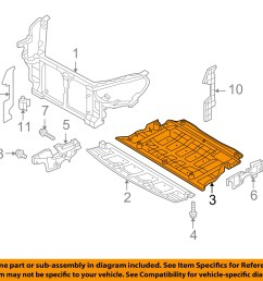 3 on diagram only genuine oe factory original item [ 1500 x 1197 Pixel ]