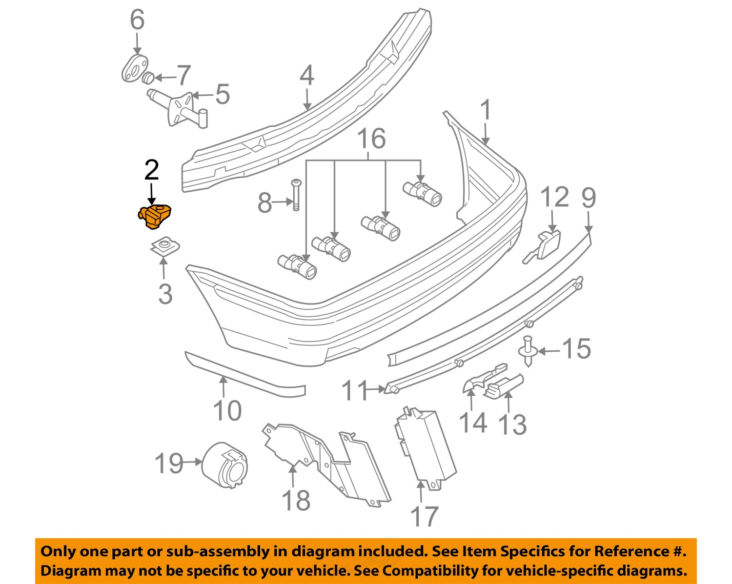 2004 bmw 325i parts diagram how to read wiring diagrams motorcycle 2001 bumper auto catalog and