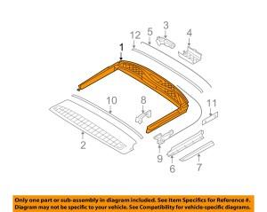 MINI OEM 0508 Cooper Convertible TopDrive Assembly