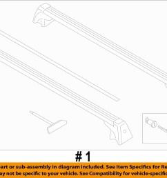 mini countryman r60 base roof rack factory mini brand 6 6 of 6 see more [ 1400 x 1074 Pixel ]