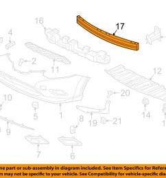 nissan oem 14 16 rogue front bumper impact reinforcement bar rebar 620304ba0a nissan oem 14 16 rogue front bumper impact reinforcement bar rebar 620304ba0a  [ 1500 x 1197 Pixel ]
