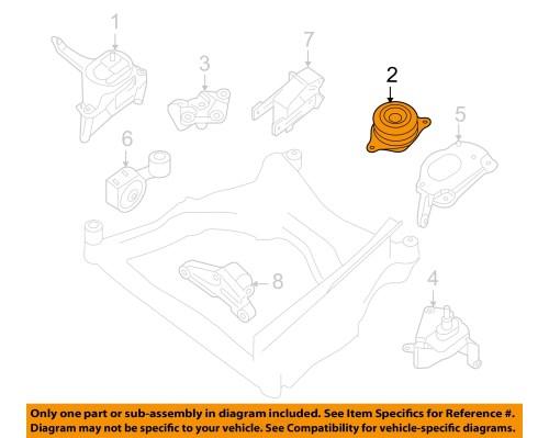 small resolution of nissan oem 07 13 altima engine motor mount torque strut 11220ja000 2005 nissan altima motor mounts diagram nissan altima motor mounts diagram