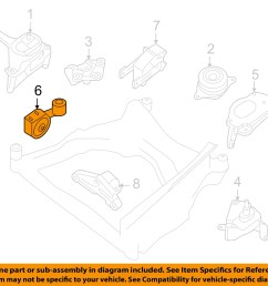 6 on diagram only genuine oe factory original item [ 1500 x 1197 Pixel ]