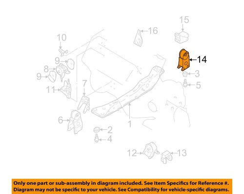 small resolution of  14 on diagram only genuine oe factory original item