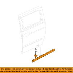 Honda Odyssey Sliding Door Parts Diagram 2000 Chevy Venture Power Window Wiring 2003