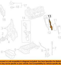 mercedes oem e l v engine oil filter housing gasket mercedes oem 06 11 e350 3 5l v6 [ 1500 x 1197 Pixel ]