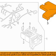 Mitsubishi Galant Fuse Box Diagram Wire Symbols Oem 99 01 Electrical Cover