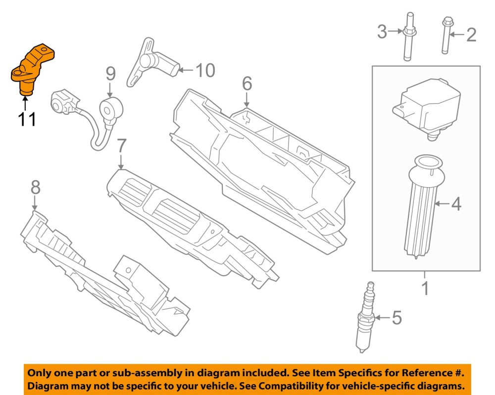 medium resolution of  11 on diagram only genuine oe factory original item