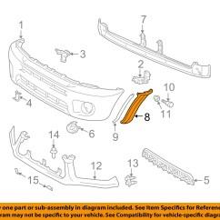 Toyota Rav4 Parts Diagram Tao 110cc Atv Wiring Fender Get Free Image
