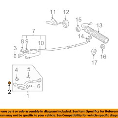 1997 Toyota Camry Exhaust System Diagram 3 Phase Star Delta Control Wiring Rav 4 Radio