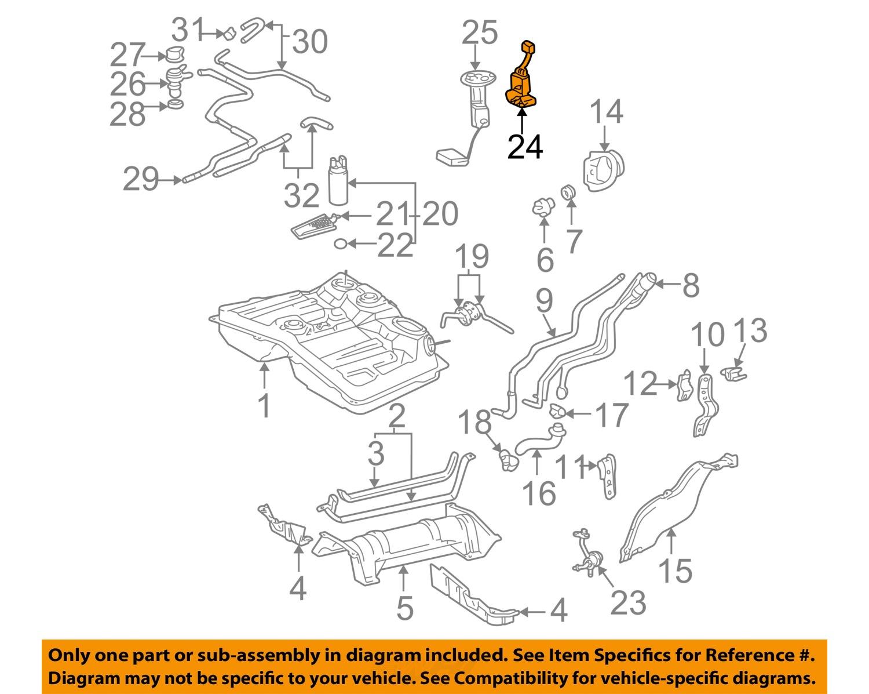 Toyota Rav4 Fuel Sending Unit On Fuel Level Sender Wiring Diagram