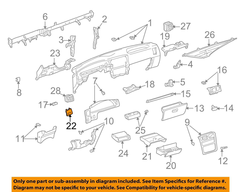 hight resolution of toyota camry fuse box ebay schematics wiring diagram on scion xb fuse