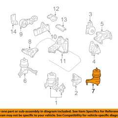 1998 Toyota Camry Exhaust System Diagram Respiratory With Labels 2 4l Engine Mounts 2002