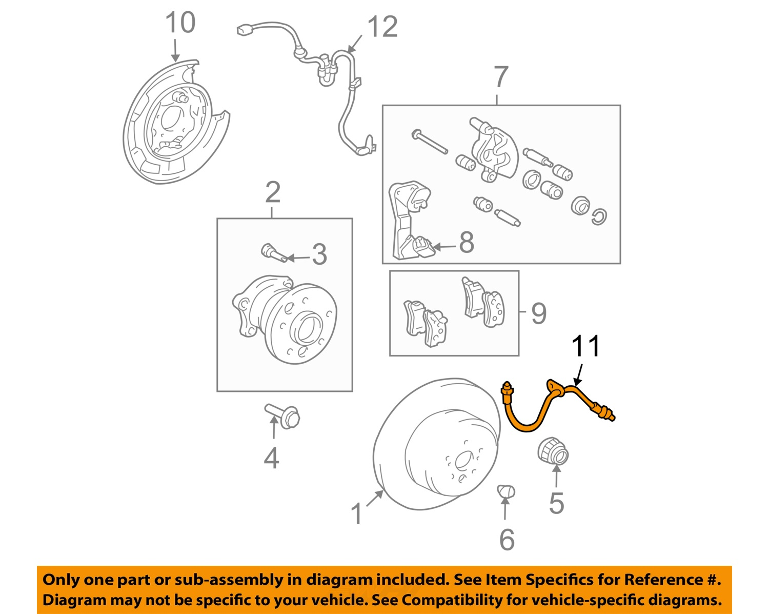 lexus rx300 exhaust system diagram 2006 crf50 wiring 2005 rx330 parts hoses auto