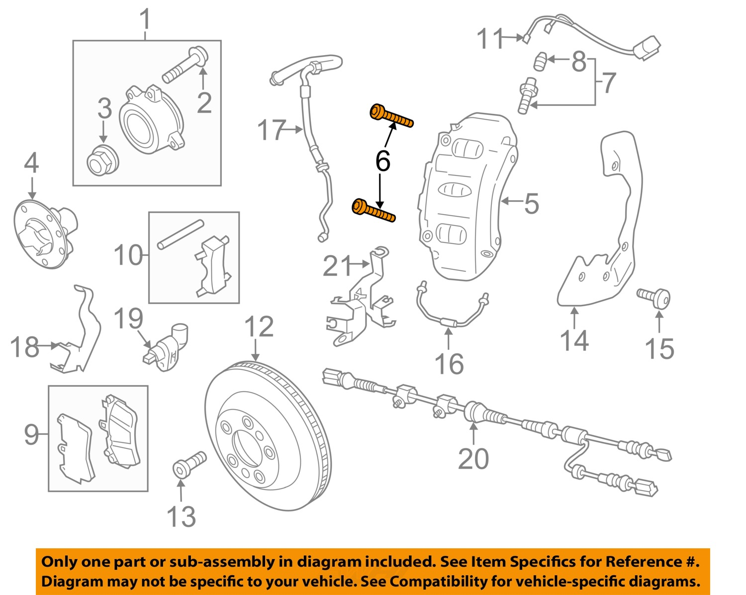 hight resolution of  6 on diagram only genuine oe factory original item