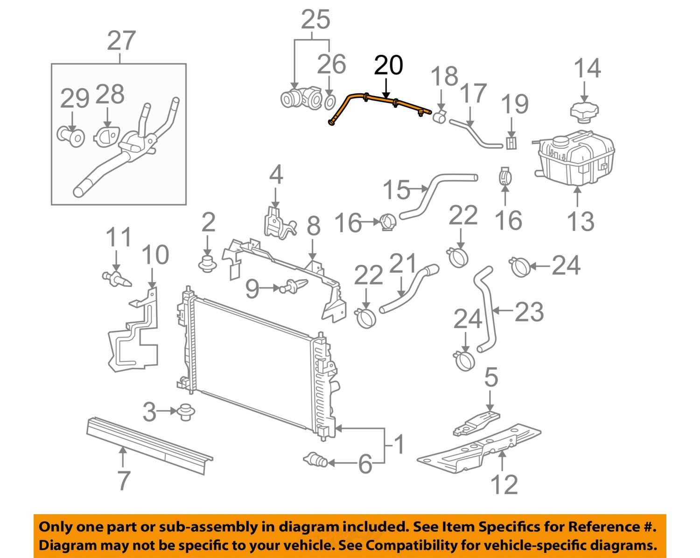 buick lacrosse 3 6 engine diagram
