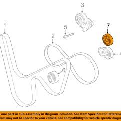97 Buick Lesabre Serpentine Belt Diagram Simple Wiring Of A Car Chevrolet Gm Oem 04 Corvette 5 7l Drive