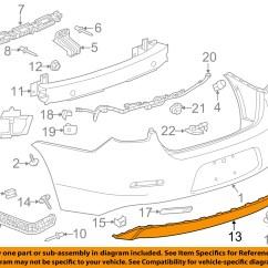 2005 Chevy Silverado Parts Diagram Inside Brain Cobalt Bumper  Wiring