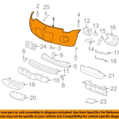 What Are The Two Diagram Solstice Electric Light Wiring Pontiac Gm Oem 06 09 Bumper Cover 89025064