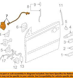 7 on diagram only genuine oe factory original item [ 1500 x 1197 Pixel ]