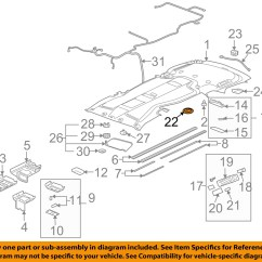 2007 Chevy Tahoe Parts Diagram 2006 Cobalt Ss Radio Wiring Gmc Yukon Tan Headliner A C Vent Grille