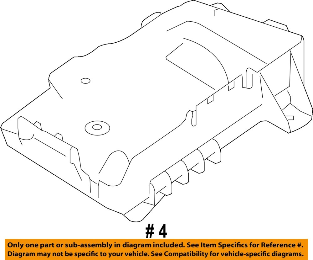 medium resolution of saturn gm oem 2008 astra 1 8l l4 battery tray 13234223 2 2 of 2 see more