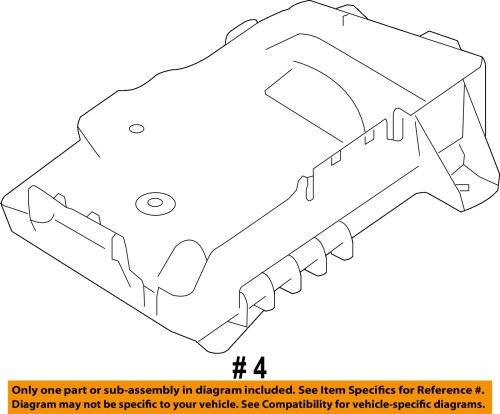 small resolution of saturn gm oem 2008 astra 1 8l l4 battery tray 13234223 2 2 of 2 see more