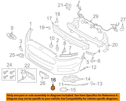small resolution of ford fusion oem parts diagram enthusiast wiring diagrams u2022 2006 ford fusion thermostat diagram 2012 ford fusion parts diagram