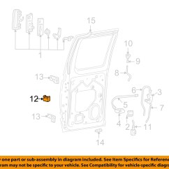Ford Focus Door Parts Diagram Honeywell Fan Limit Switch Wiring Freestar Sliding Free