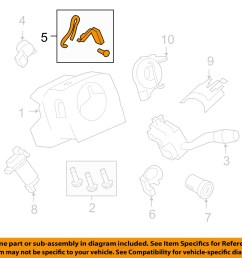 ford oem 2007 f 350 super duty steering column tilt adjuster lever 7c3z3f609b [ 1500 x 1197 Pixel ]