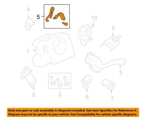 small resolution of ford oem 2007 f 350 super duty steering column tilt adjuster lever 7c3z3f609b