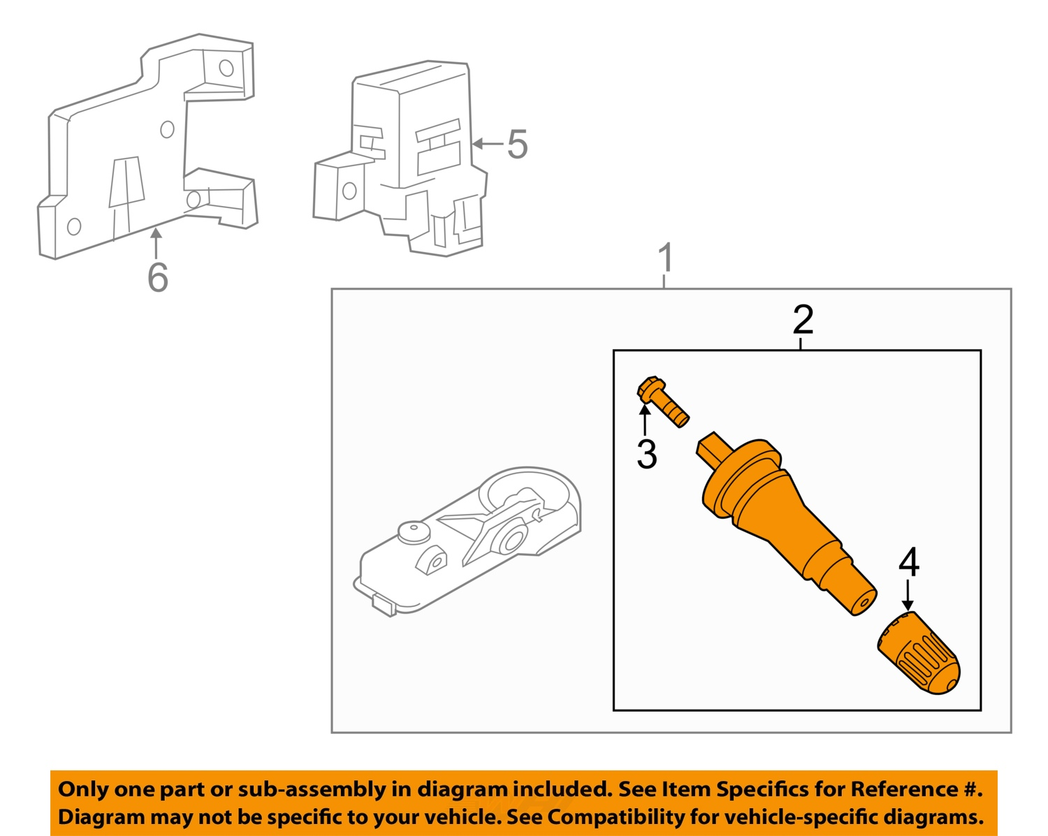 hight resolution of  2 on diagram only genuine oe factory original item