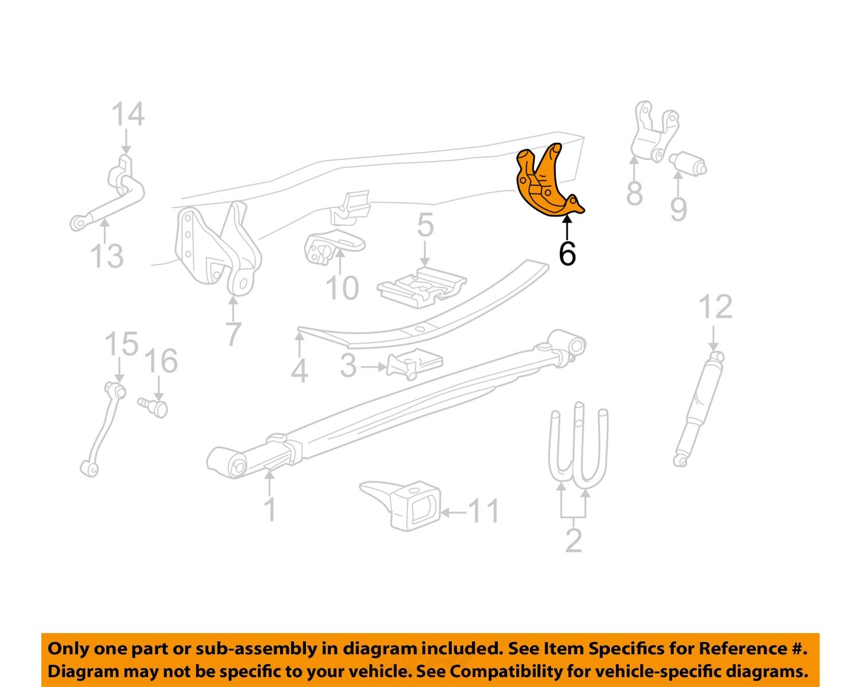 ford f 350 front suspension diagram basic car electrical wiring diagrams oem 99 07 super duty rear bracket