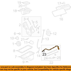 Ford 4 6l Engine Diagram Eaton Lighting Contactor Wiring Oem 2006 Explorer V8 Wire 6l2z6b018ba Ebay