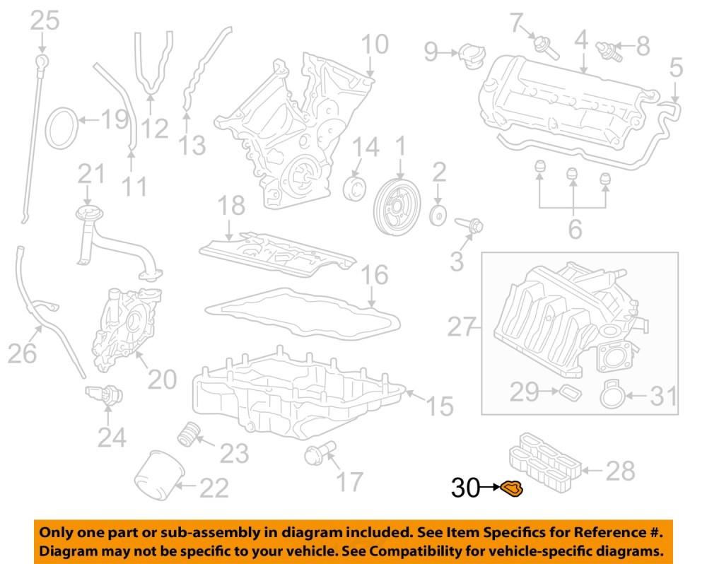 medium resolution of  30 on diagram only genuine oe factory original item