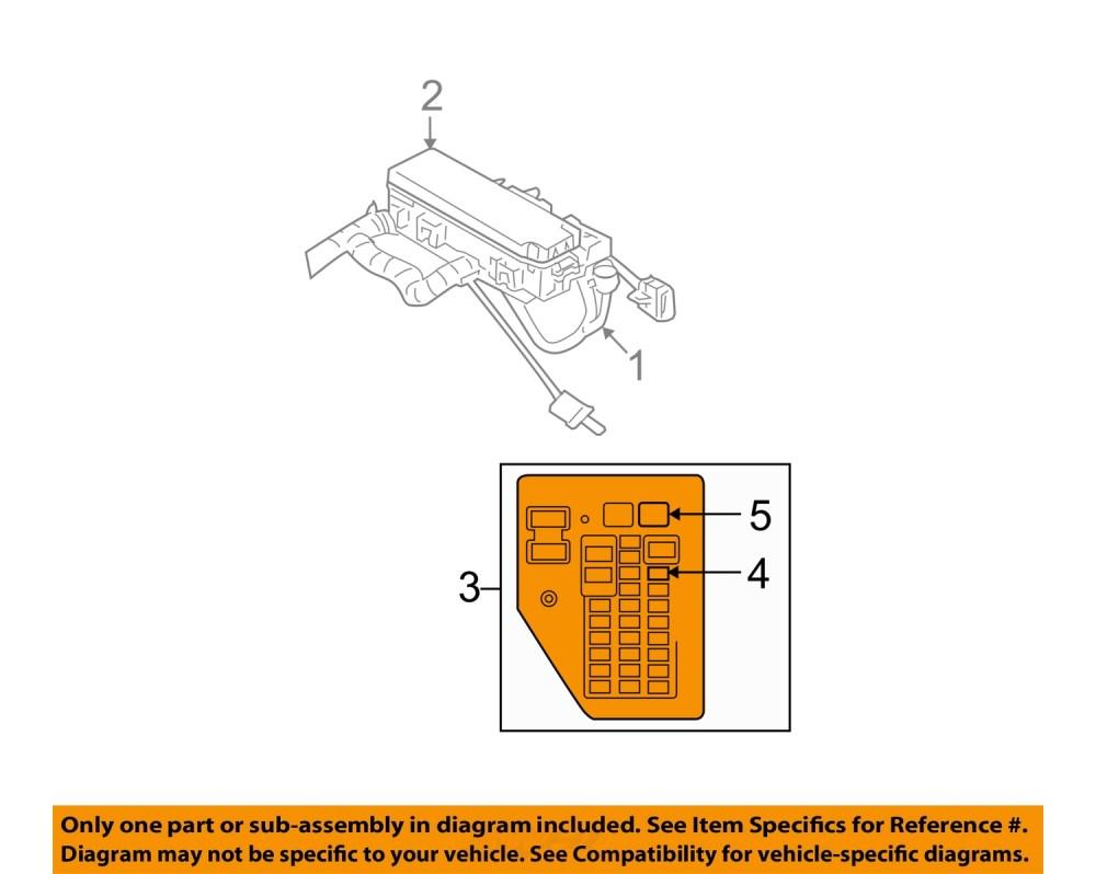 medium resolution of 07 dodge magnum fuse diagram 06 dodge durango fuse diagram dodge chrysler oem 05