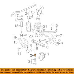 Dodge Ram Front End Diagram Taco Pump Wiring Chrysler Oem 03 09 2500 Suspension Upper